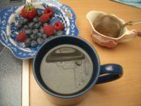Tasse mit Spiegelung